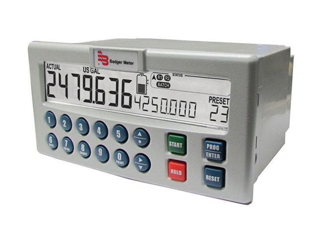 Badger Meter PC200 Industrial Process Controller