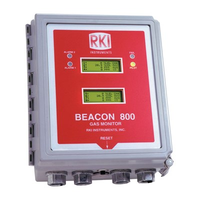 RKI Instruments Beacon 800 Gas Controller