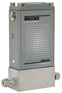 Brooks SLAMf Series Thermal Mass Flow Meters