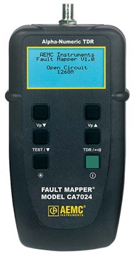 AEMC Fault Mapper CA7024 Cable Tester