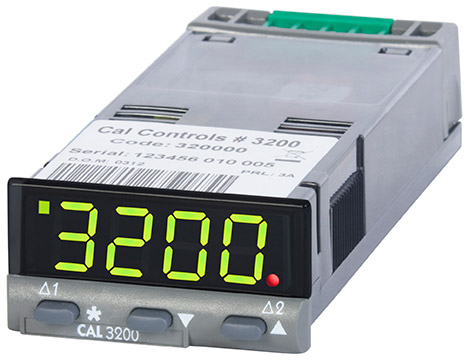 CAL Controls 3200 Series Temperature Controller