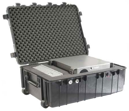 Edgetech 1690 Plastic Shipping Case