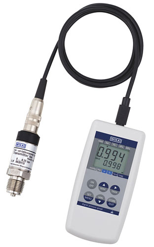 WIKA CPH6200 Pressure Indicator with CPT6200 Sensor
