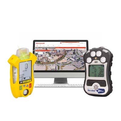 Honeywell ConneXt Loneworker Gas Detection Kit