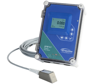 Greyline Instruments DFM 6.1 Doppler Flow Meter