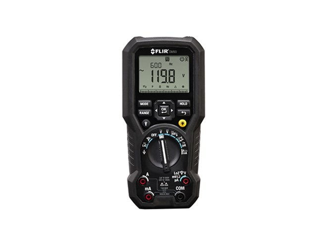 FLIR DM90 / DM91 TRMS Multimeter