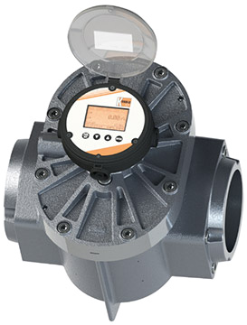 Kobold DON Series Oval Gear Flow Meters