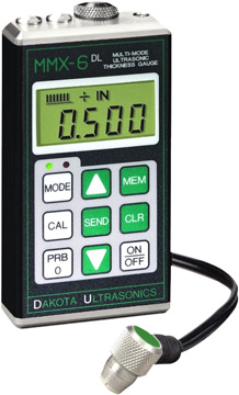 Dakota Ultrasonics MMX Series Thickness Gauges