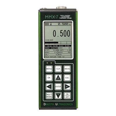 Dakota Ultrasonics MMX-7 v2.0 Thickness Gauge