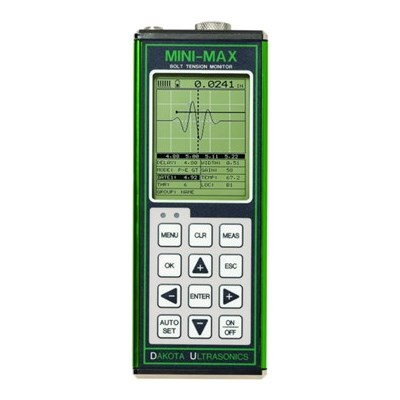 Dakota Ultrasonics Mini-Max Bolt Tension Monitor