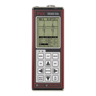 Dakota Ultrasonics PVX Thickness Gauge