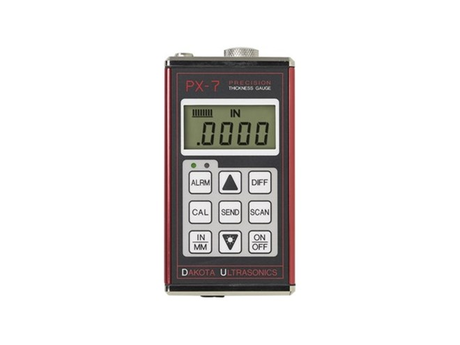 Dakota Ultrasonics PX Series Thickness Gauges