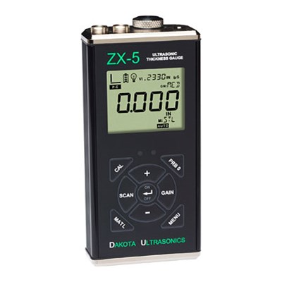Dakota Ultrasonics ZX-5 Thickness Gauge