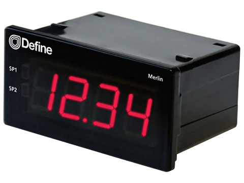 Define Instruments Merlin Digital Indicator