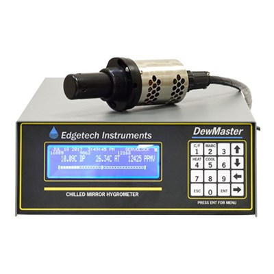 Edgetech DewMaster Dew Point Hygrometer