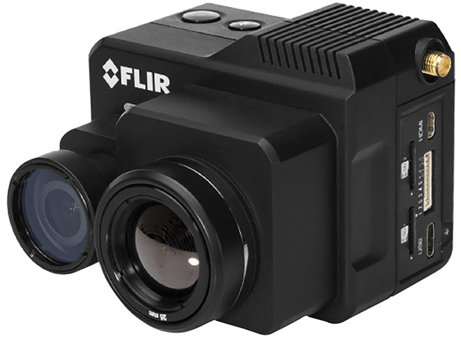 Flir Duo Pro R HD Dual-Sensor Drone Thermal Camera