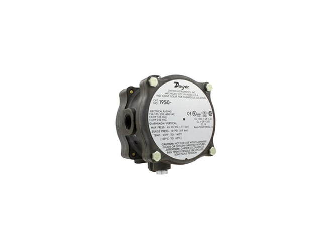 Dwyer 1950 Pressure Switch
