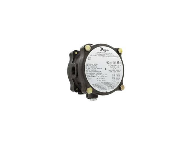 Dwyer 1950G Pressure Switch