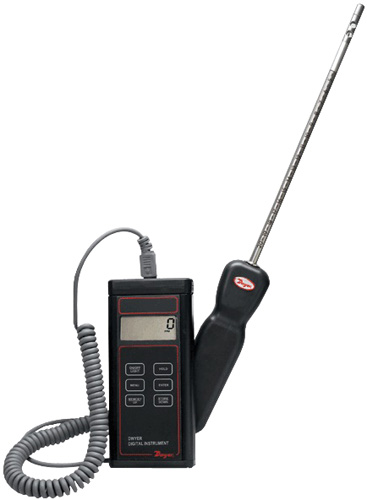 Dwyer 471B Thermo-Anemometer