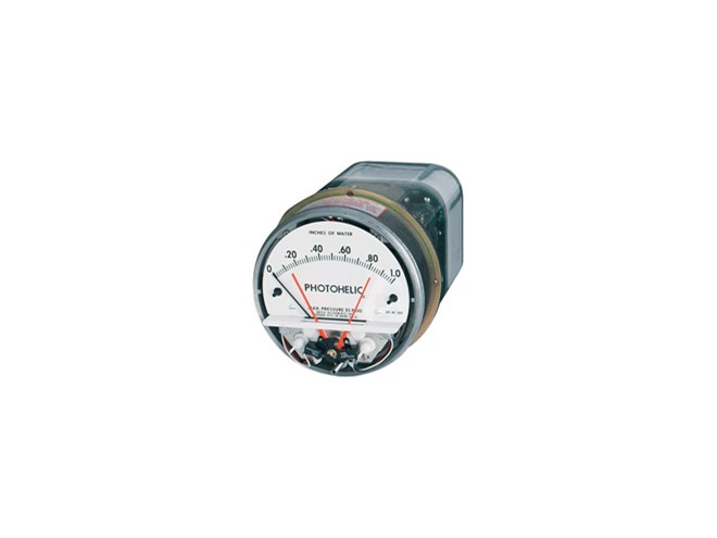 Dwyer A3000 Photohelic Pressure Switch