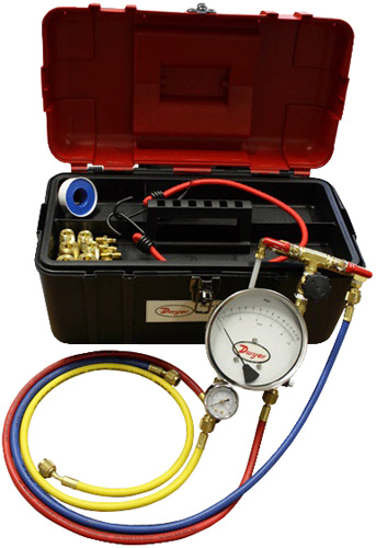 Dwyer BTK2 Backflow Prevention Test Kit