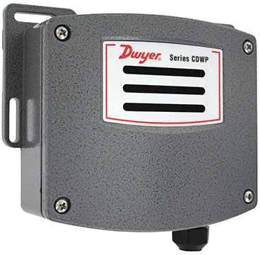 Dwyer CDWP Series Carbon Dioxide Transmitter