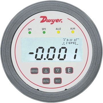 Dwyer DH3 Digihelic Differential Pressure Controller