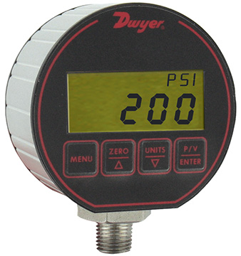Dwyer DPG-200 Digital Pressure Gauge