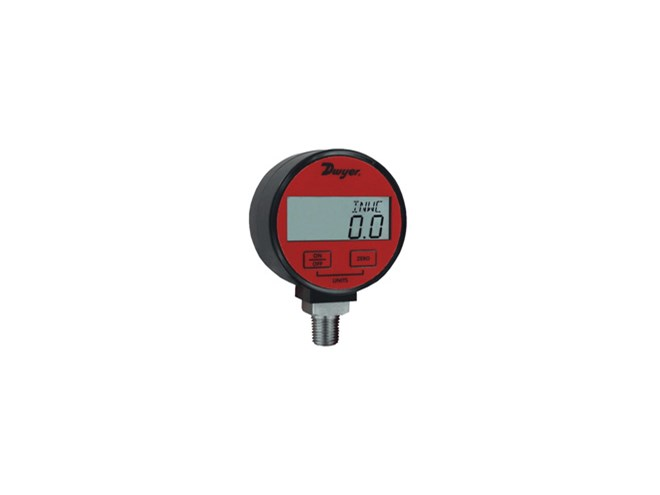 Dwyer DPGA and DPGW Pressure Gauges