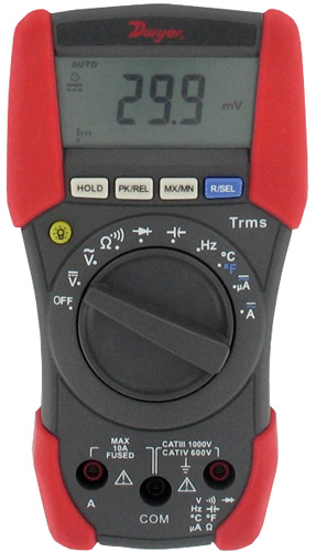Dwyer MM-2 Multimeter
