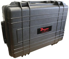 Dwyer UHH-C2 Hard Case