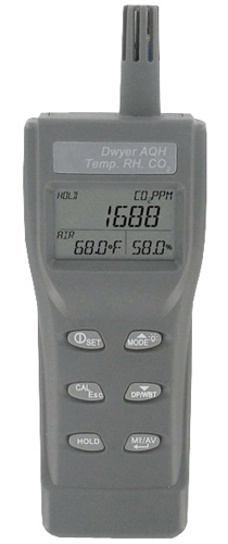 Dwyer AQH-20 Indoor Air Quality Meter