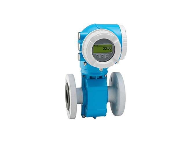 E+H Proline Promag W 300 Electromagnetic Flow Meter