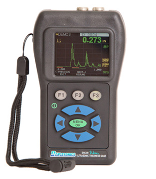 Danatronics EHC-09 Ultrasonic Thickness Gauge