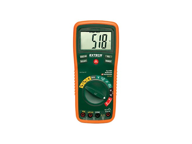 Extech EX470A MultiMeter / Infrared Thermometer