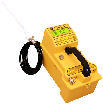 RKI Instruments EAGLE Portable Gas Monitor