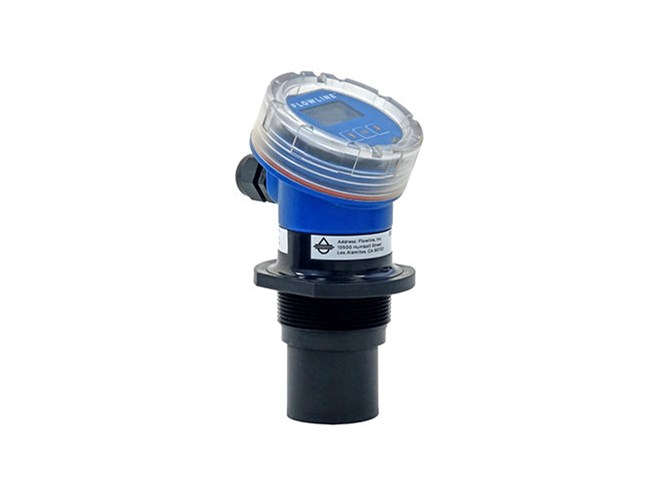Flowline EchoPod UG06 & UG12 Reflective Ultrasonic Level Transmitters