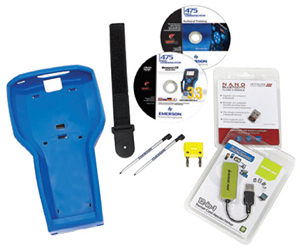 Emerson 475 Shop Accessory Kit