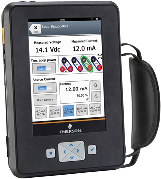 Emerson AMS Trex Device Communicator