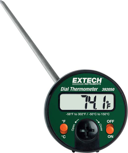 Extech 392050 Penetration Thermometer