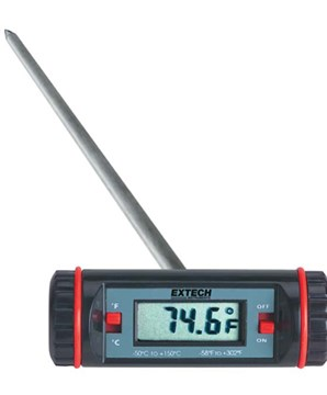 Extech 392065 Stem Thermometer