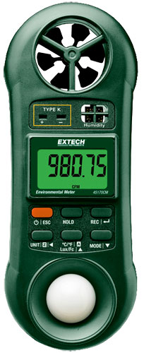 Extech 45170CM Environmental Meter