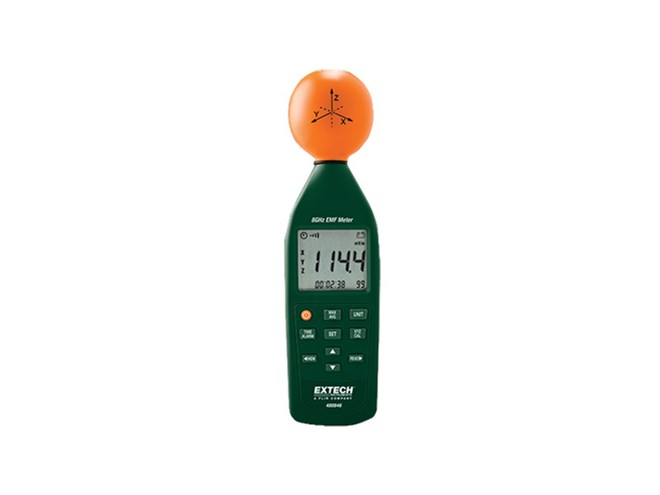 Extech 480846 Electromagnetic Field Strength Meter