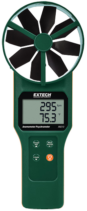 Extech AN310 Thermo Anemometers