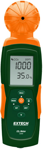 Extech CO240 Indoor Air Quality Meter