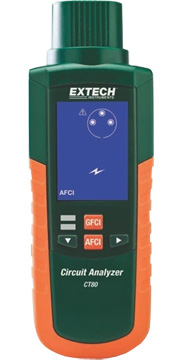 Extech CT80 Circuit Load Tester
