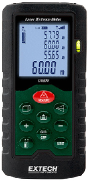 Extech DT Series Laser Distance Meters