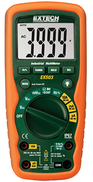 Extech EX503 Multimeter