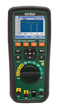 Extech GX900 True RMS MultiMeter