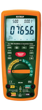 Extech MG300 / MG302 CatIV Insulation Tester / Multimeter